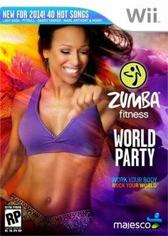 OtimaDieta - Dicas para Mulheres: Zumba Fitness World Party PAL WII-iCON DOWNLOAD