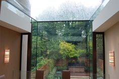 Trombé :: Contemporary Modern Conservatories and Conservatory Design London :: Case Studies - Case 04