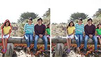 Adobe Photoshop Elements 13  Photo tilted? Fix it fast.