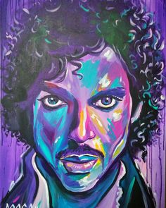 Image result for oil paintings prince