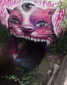 Conheça o trabalho surrealista do brasileiro DMS, urban art de qualidade (5)