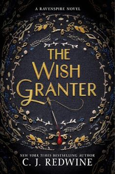 The Last Word: Pre-Order THE WISH GRANTER & Enter the YABC Giveaw...