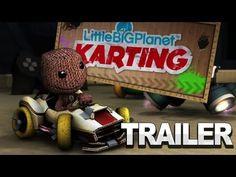 LittleBigPlanet Karting - Announcement Trailer