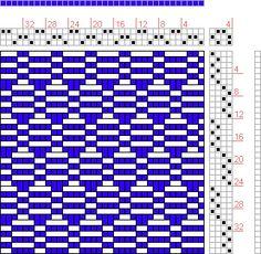 page 261, figure 10: Orimono soshiki hen [Textile System] | Kiju Yoshida | Japan | c. 1903 | 3-shaft, 4-treadle