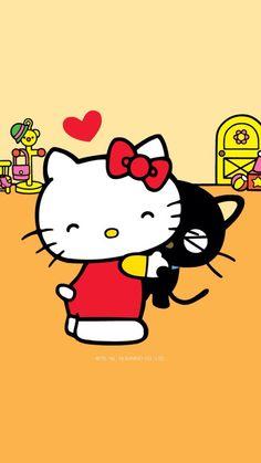 Hello Kitty Photos Sanrio Baby Friends Friend Bobtail Cat