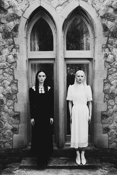 MARY ELIZABETH & MAXINE ANASTASIA // By Lucia O'Connor McCarthy
