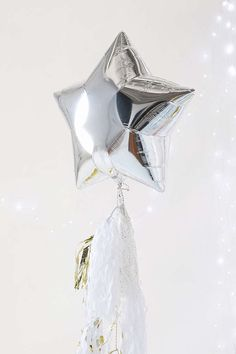 Foil Star 18 Inch Party Balloon - Urban Outfitters