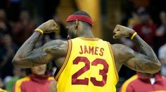 Cavs flexing their muscles