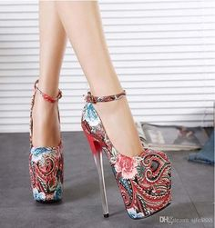 These High Heel Shoes Are Hot