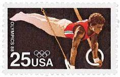 1988 25c Summer Olympics Scott 2380 Mint F/VF NH. ....postage stamp