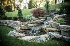 Ponds & Waterscapes Whoever thought that an outdoor paradise could be affordably established in your own yard? Everybody has that piece of land that is either unsightly, has poor drainage, or i…