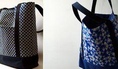 NaaiSGerief: Een tas past altijd! Twee Vinktassen. Tote Bag, Sewing, Om, Bags, Fashion, Accessories, Handbags, Moda, Needlework