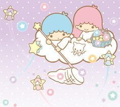 Fishing ★Little Twin Stars★