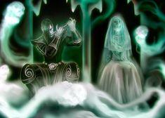 Court of Skulls by Corbella.deviantart.com on @DeviantArt
