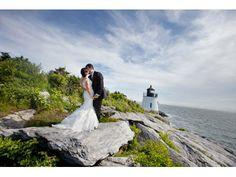 Rebecca & Jonathan wedding in Rhode Island