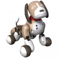 The Zoomer line of robotic dogs expands with new dog characters, including Bentley.