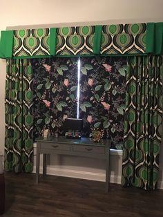 Check out Lillian Crompton's fabulous windows!