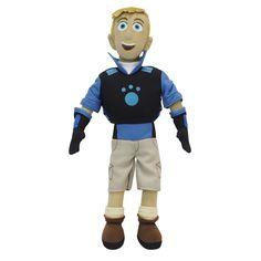 The Official PBS KIDS Shop | Wild Kratts Martin Talking Plush - Plush Toys & Stuffed Animals - Toys & Games