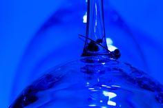 Inverted - wine glass