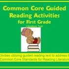 These activities can be utilized with any fiction text during guided reading. These activities are simple and fun but specifically address the Comm...