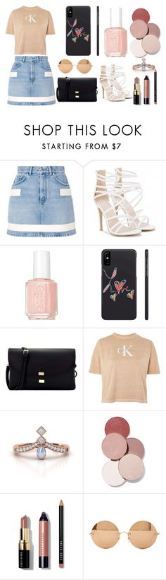 """""""Untitled #116"""" by lupa-di-bella1 ❤ liked on Polyvore featuring Givenchy, Essie, Calvin Klein, LunatiCK Cosmetic Labs, Bobbi Brown Cosmetics and Victoria Beckham"""