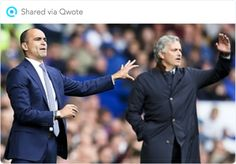 Chelsea's José Mourinho rages at Roberto Martínez over order of duties | Football | The Guardian