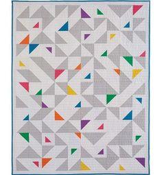 Pop Rocks Quilt Pattern Download
