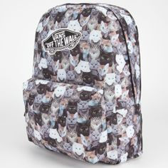 @Vans #ASPCA Realm Backpack #cats #kittens #kitties