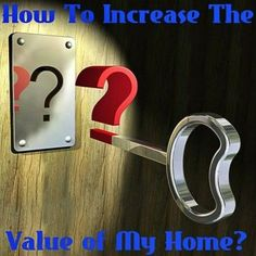 4 Low Cost Improvements To Increase The Value Of A Home All of these tips will prove useful to you in selling your home, but advice targe. Real Estate Articles, Real Estate Information, Real Estate Tips, Home Selling Tips, Selling Your House, Home Improvement Projects, Home Projects, Home Upgrades, Selling Real Estate
