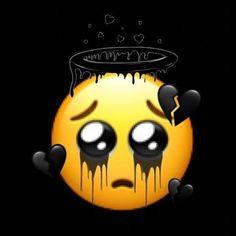 Emoji Wallpaper Iphone, Cartoon Wallpaper Hd, Mood Wallpaper, Cute Wallpaper For Phone, Iphone Wallpaper Tumblr Aesthetic, Cute Disney Wallpaper, Broken Heart Wallpaper, Heartbreak Wallpaper, Image Triste