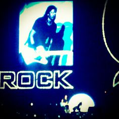 Foo Fighters en Argentina (Nokia N9 + MoloMe)
