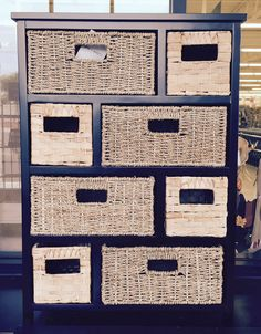 #Craftroom #Organization & #Storage: Unique Options from @Hobby Lobby - check out all the unique storage units we found by clicking on this image. And, share yours so we can pin them!