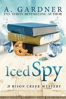 Kindle Freebie: Iced Spy (Bison Creek Mystery Series Book 2) - http://freebiefresh.com/iced-spy-bison-creek-mystery-series-free-kindle-review/