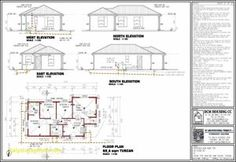 Top Photo of Modern House Plan Best Of Free 3 Bedroom Plans Picture Home 3 Bedrooms House Plan Design South Africa Pic – House Floor Plan Ideas Free House Plans, Garage House Plans, House Plans One Story, Small House Plans, 3 Room House Plan, Three Bedroom House Plan, Flat Roof House Designs, House Floor Design, Bungalow Floor Plans
