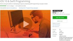 [Udemy #BlackFriday] #iOS 10 & Swift Programming   About This Course  Published 11/2016English  Course Description  Swift is a programming language developed by Apple Inc for iOS and OS X development. Swift adopts the best of C and Objective-C without the constraints of C compatibility. Swift uses the same run time as the existing Obj-C system on Mac OS and iOS which enables Swift programs to run on many existing iOS 6 and OS X 10.8 platforms.  This course is designed for software…