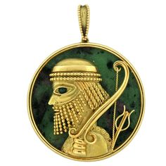 Mesopotamian Pendant
