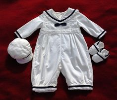 Hey, I found this really awesome Etsy listing at https://www.etsy.com/listing/169000532/warm-maritime-sailor-suit-outfit-winter