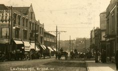 Lawrence Hill 1900s.