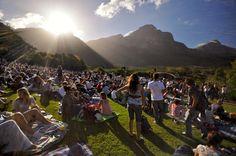 Cooler, Cooler, Kirstenbosch Concerts