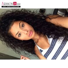 Grade 7A unprocessed virgin brazilian curly front lace wigs human hair water curly full lace wig with baby hair 130 density