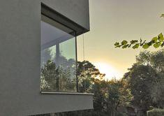 Au-dessus du Lac, Hermance – Valentine Bärg Architectures Architecture, Exterior, Windows, House, Arquitetura, Home, Window, Haus, Outdoors
