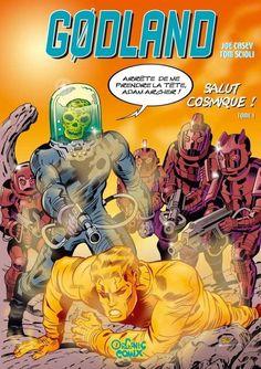 Album à tirage limité réunissant les cinq premiers épisodes de Godland. En bonus les couvertures US et Strange.