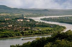 The Dunabe Bend - Hungary Heart Of Europe, Danube River, City Landscape, Budapest, Wonders Of The World, Countryside, Journey, Pictures, Outdoor