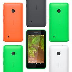 Thiết kế Nokia Lumia 530