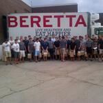 Thank you to Beretta Farms for having us over for dinner!