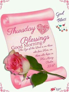 happy thursday sister have a nice day