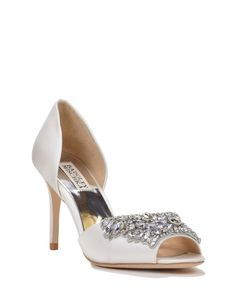 CANDANCE by Badgley Mischka James Ciccotti Bridal Shoes & Accessories