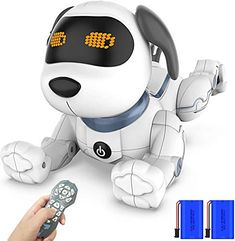 20 Best Selling Toy Robots for Kids | Widest.co.uk Robots For Kids, Kids Toys, Programmable Robot, Ipad, Smart Robot, Cute Little Puppies, Toy Puppies, Interactive Toys, Early Education