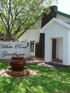 A White Rose Guest House - White Rose offers luxury accommodation and is situated in the suburb of Universitas, with easy access from the N1. The guest house offers luxury and comfortable accommodation for corporate travellers, ... #weekendgetaways #bloemfontein #southafrica