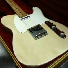 '57 Tele, the real thing